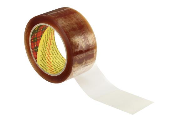 SCOTCH Verpackungsband Profi 38mmx66m 3707 transparent