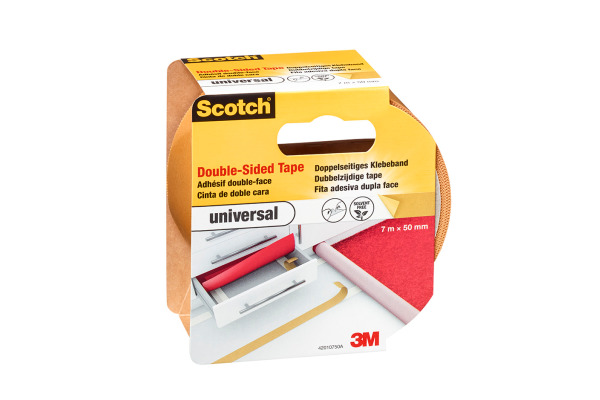 SCOTCH Teppichband universal 50mmx7m 42010750