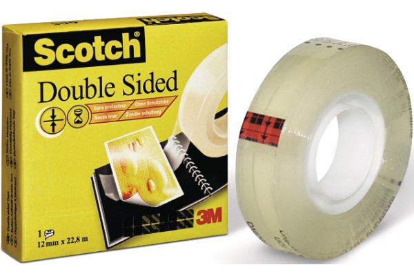 SCOTCH Tape 665 12mmx22,8mm 6651223K doppelseitig
