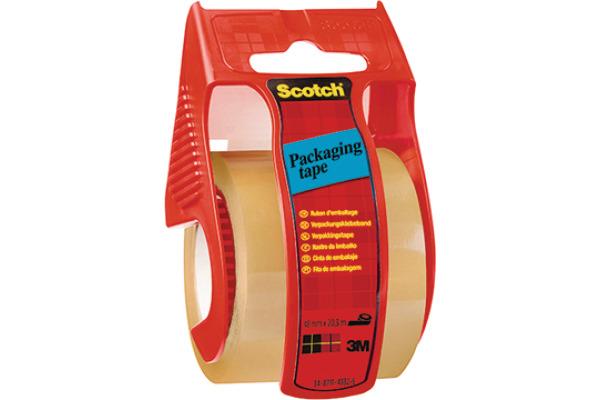 SCOTCH Verpackungsband 50mmx20m C5020D Classic, braun