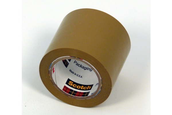 SCOTCH Verpackungsband 48mmx20m C5020D-R braun,...
