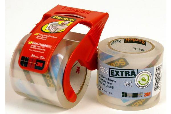 SCOTCH Verpackungsband Promo 48mmx20m E5020D-P...