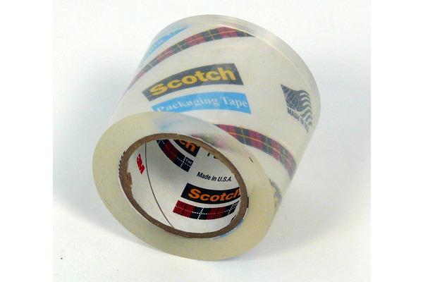 SCOTCH Verpackungsband 48mmx20m E5020D-R transparent,...