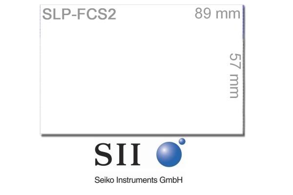 SEIKO Visiten-Karten 57x89mm SLP-FCS2 weiss, 130g, 1x600 Karten