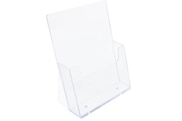 SEM Prospekt-Dispenser A5 SA6165 transparent, Hochformat