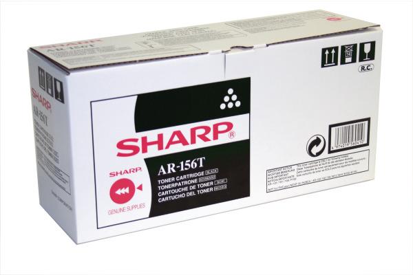 SHARP Toner schwarz AR-156T AR-151/AR-F152 6500 Seiten