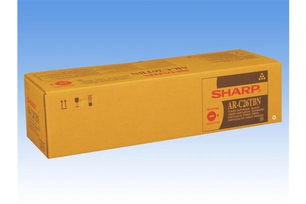 SHARP Toner schwarz AR-C26TBN AR-C170/C172M 16´700 Seiten