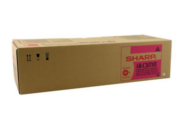 SHARP Toner magenta AR-C26TME AR-C260/C260M 5500 Seiten