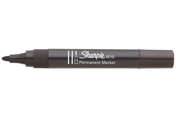 SHARPIE Marker M15 2mm S0192584 schwarz