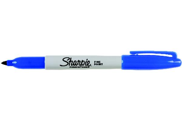 SHARPIE Permanent Marker Fine 1mm S0810950 blau