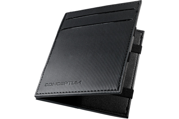 SIGEL Karten/ Geldetui CO902 85x105x10mm schwarz