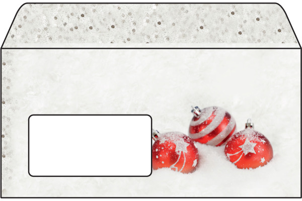 SIGEL Couverts C6/5 DU247/W Winter Flair 90g,50 Stück
