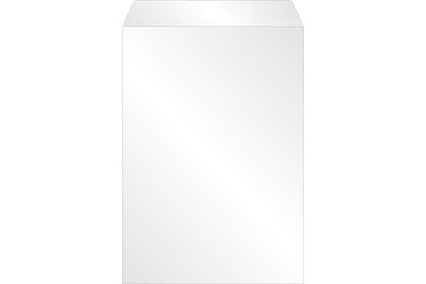 SIGEL Umschlag,Transp.Papier DU330 100g,C4 (230x324 mm), 25 St.