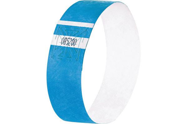 SIGEL Eventband 255x25mm EB221 blau 520 Stück