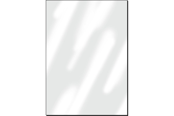Sigel Overhead-Folie Laserdrucker schwarz//weiß transparent 10 Blatt LF421