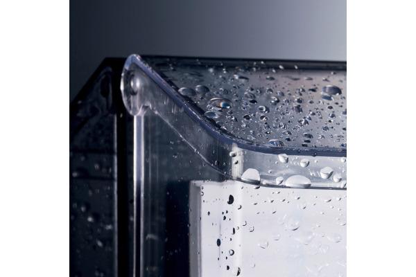 Sigel Outdoor Visitenkartenhalter Lh326 Glasklar 105x76x45mm