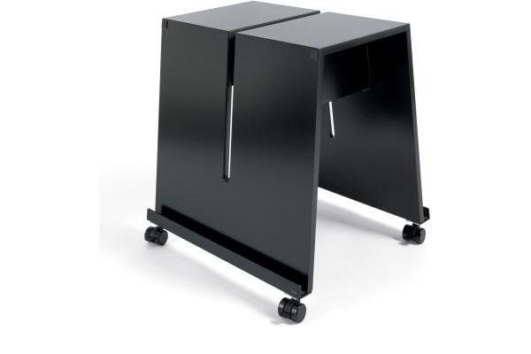 SIGEL Stand meet up 52x46x56cm MU050 schwarz