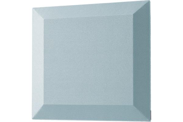 SIGEL Akustik-Platte Sound Balance SB102 hellblau 400x400x42mm
