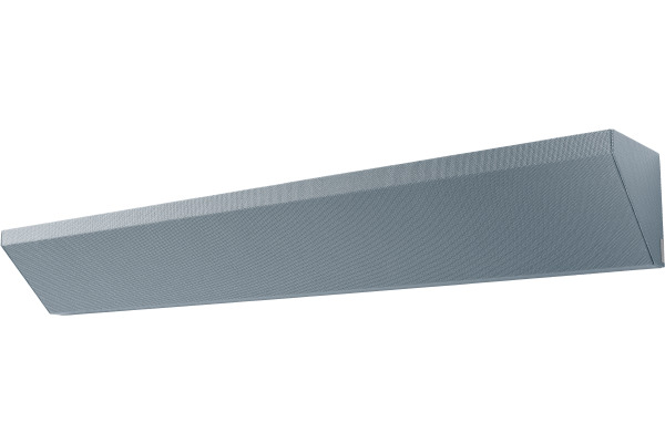 SIGEL Akustik-Eckelement Sound B. SB310 dunkelgrau 1200x150x150mm