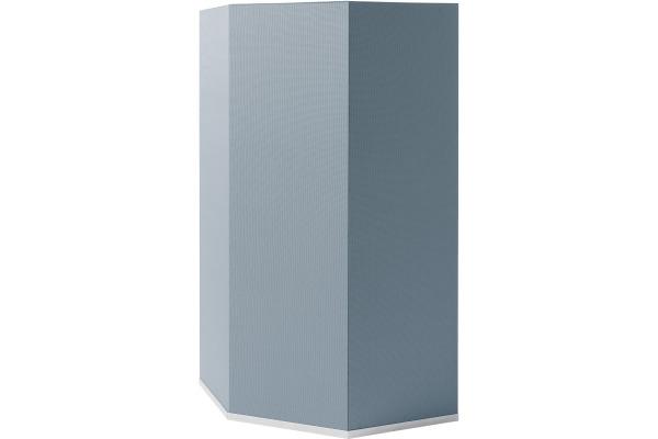 SIGEL Akustik-Raumtrenner Sound B. SB400 dunkelgrau 1000x1400x50mm