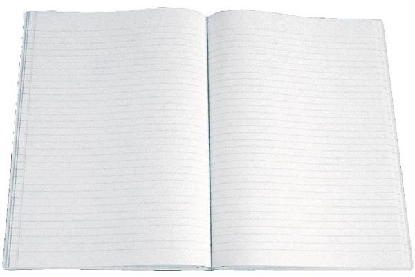 SIMPLEX Geschäftsbuch A4 17073 blau 40 Blatt