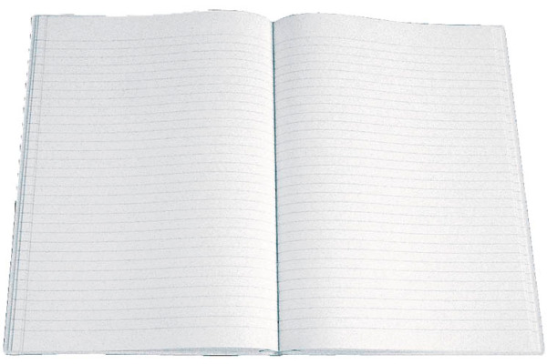 SIMPLEX Geschäftsbuch A4 17085 blau 80 Blatt