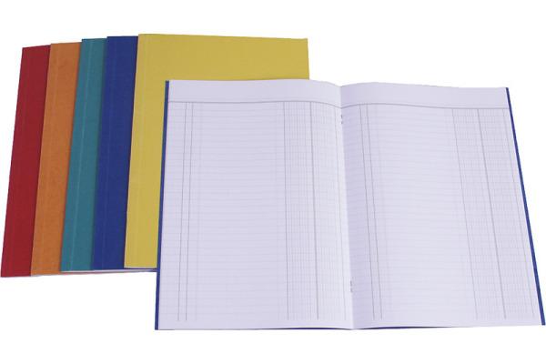 SIMPLEX Geschäftsbuch A5 17808 farbig 24 Blatt