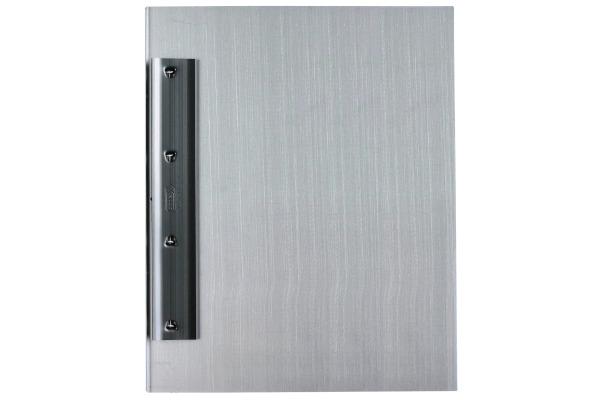 SIMPLEX Schreibunterlage Platfix 32003 aluminium, für A4 quer