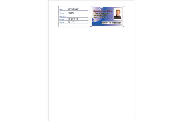 SIMPLEX Papier à lettres A4 38285 blanc, 90g...