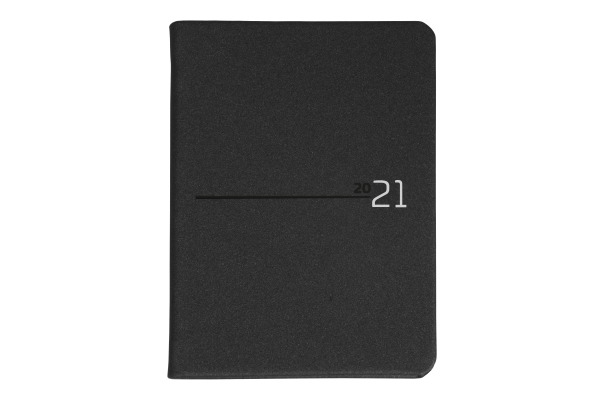 SIMPLEX Simply Pocket Velvet 2021 40526.21 75x112mm,schwarz,1W/2S