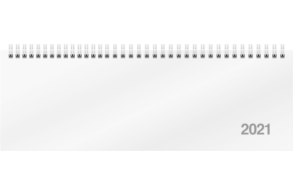 SIMPLEX AC Terminer 2021 703170100 307x105mm,weiss,1W/2S