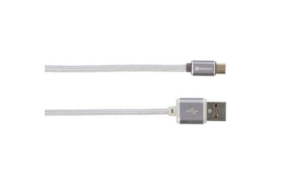 SKROSS Charge´n Sync Steel Line 2.700240 Micro USB