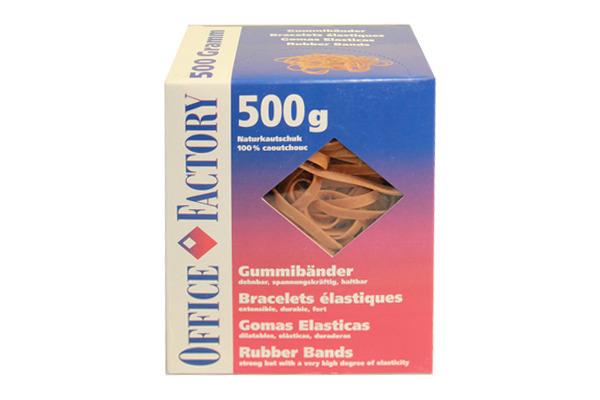SMART OFFICE Gummibänder 90mmx6mm 605564...