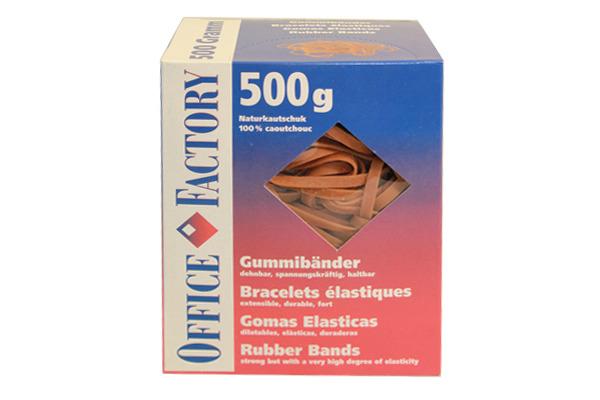 SMART OFFICE Gummibänder 150mmx6mm 605568...