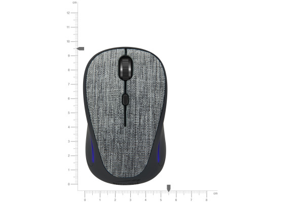 SPEEDLINK CIUS Fabric Mouse grey SL630014G Wireless, USB, Silent