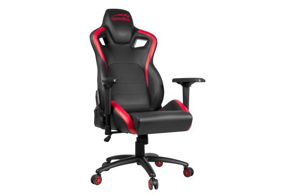 SPEEDLINK TAGOS XL Gaming Chair SL660004B black/red, high-grade PU
