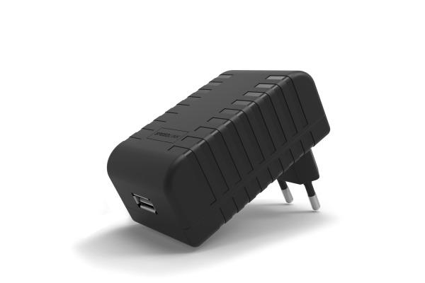 SPEEDLINK FUZE USB Power Supply SL330000B for Nintendo Switch black