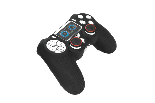 SPEEDLINK GUARD Silicone Skin Kit SL450701R 7-in-1 Racing for PS4