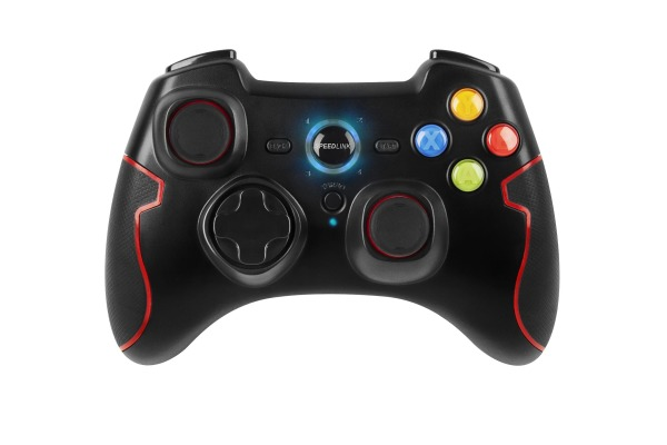 SPEEDLINK Gamepad Wireless for PC/PS3 SL6576BK0 TORID