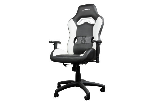 SPEEDLINK Gaming Chair black/white SL660001B LOOTER