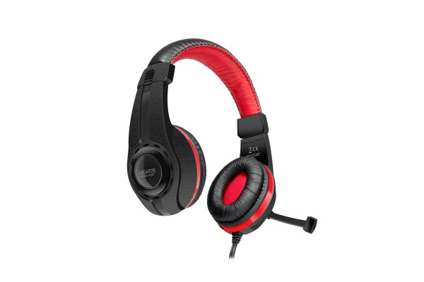 SPEEDLINK Stereo Gaming Headset SL860000B LEGATOS