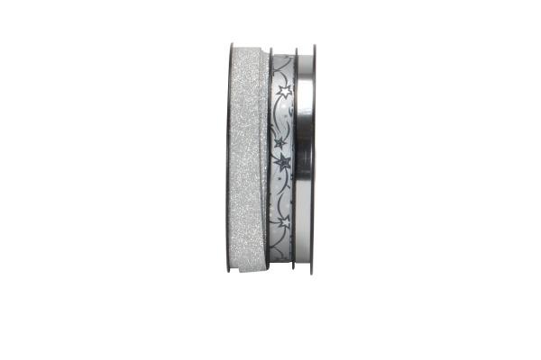 SPYK Band Poly Stardust silber 0516.0066 5/7/10mm, 3x6m, Kombispule