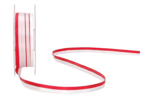 SPYK Band National Comunale 0825.954 10mmx50m rot-weiss