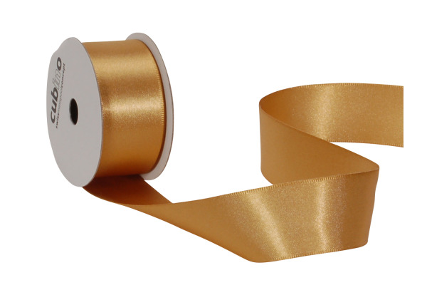 SPYK Satinband Cubino 2082.085 25mmx4m gold