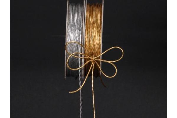 SPYK Kordel Cubino Lurexa 3504.0553 1mmx7m gold