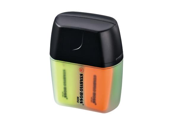 STABILO Boss Mini Box Leuchtmarker 07/04-01 4 Farben ass.