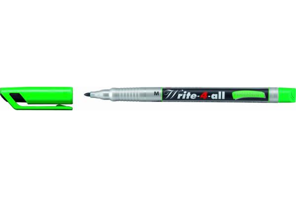 STABILO Write-4-all permanent M 146 36 grün