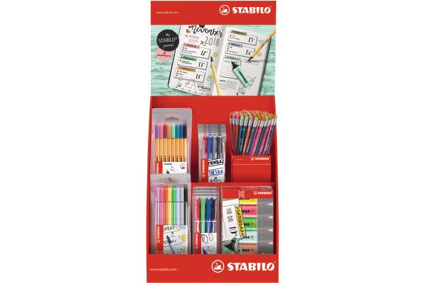 STABILO My STABILO 17/25262 Journal Display
