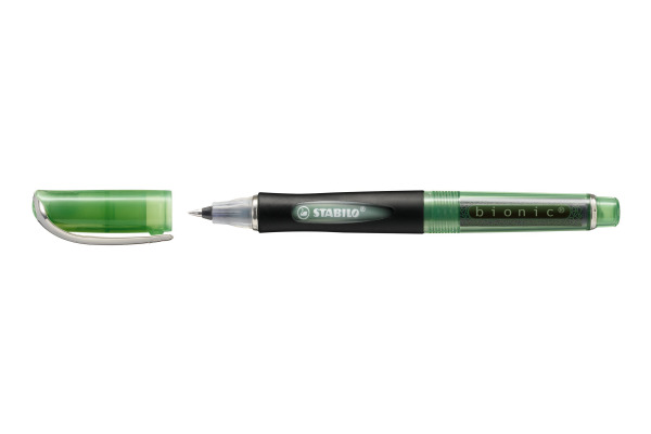 STABILO Tintenroller bionic 0,4mm 2008/36 grün