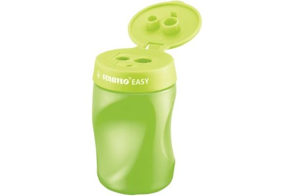 STABILO Spitzer Easy R 4502/4 grün